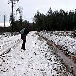 Šviežias sniegas Rimas_Pakeris