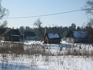 Musteikos kaimas. Fotografavo Vaida Ilginytė.