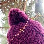 Giedrė Aleksandravičiūtė kepurė