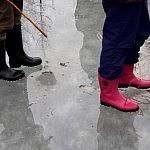 Giedrė Aleksandravičiūtė užšalusi upė